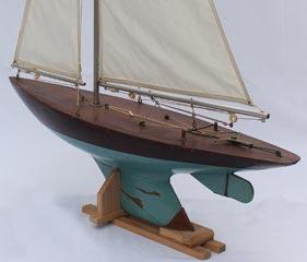 Alexander pond yacht voilier de bassin de marque alexander grande bretagne gr ement de - Voilier de bassin ancien nanterre ...