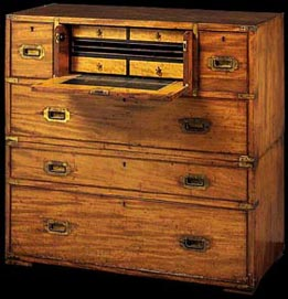 meubles de marine anciens table de lit. Black Bedroom Furniture Sets. Home Design Ideas
